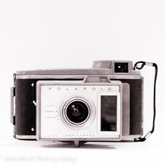 Vintage Camera Photograph Retro Decor by ShadetreePhotography