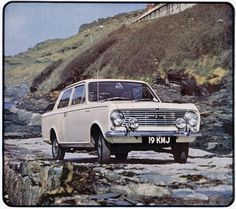 Vauxhall Viva HA by Jonathan Rowley Photography, via Flickr