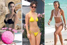 Here Are the Best Bikini Bodies of 2016