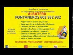 Fontaneros ALBATERA 603 932 932