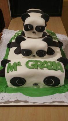 Torta de pandas
