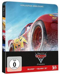 Cars 3: Evolution (2D+3D) (Steelbook)
