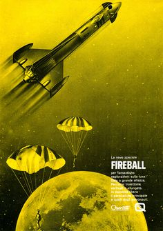 Fireball, via Flickr. #Quercetti ADV