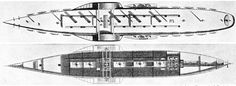 SECTIONAL PLANS OF THE GREAT EASTERN