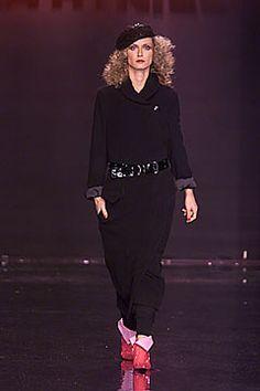 Sonia Rykiel Fall 2000 Ready-to-Wear Collection