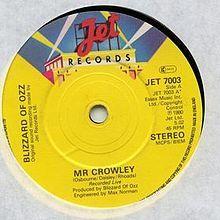 Mr Crowley - Ozzy Osbourne