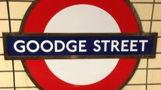 Brace Yourselves, A New London Underground Font Is Coming