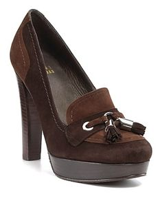 I'm undecided about this trend, but I think I like these.  Maybe.