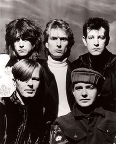 Music video by The Fixx performing Red Skies.