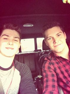 """On our way to Nashville! Good things coming up ;)"" - Restless Road"