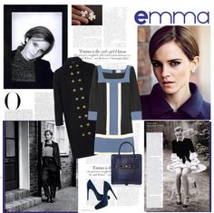"""""""emma"""" by ellie366 ❤ liked on Polyvore"""