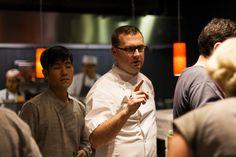 Executive Chef & Managing Director Scott Hallsworth
