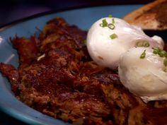 Corned Beef Hash recipe from Magnolia Pancake House