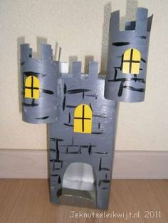 Drink it In: 14 Buildings Made from Plastic Bottles - WebEcoist Castles Topic, Fairy Tale Crafts, Medieval Times, Medieval Castle, Art Plastique, Diy Crafts For Kids, Rapunzel, Little Boys, Museum