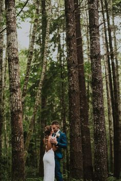 Forest wedding inspiration | Image by Hinterland Stills