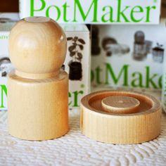 Paper Potmaker| Crafts for Children | Gardening for Kids | Eco-Friendly Garden Tool