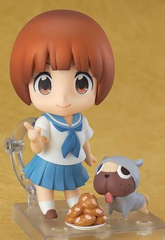 Buy PVC figures - Kill la Kill PVC Figure - Nendoroid Mako Mankanshoku - Archonia.com