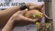 Cyril Takayama - Burger Magic: I wish I could do this magic trick at lunch time.