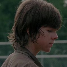 Carl Grimes (Is that wildly inappropriate to find him so attractive?)