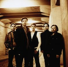 Snow Patrol-After failing to secure an international audience for nearly ten years, Snow Patrol broke into the mainstream with 2003's Final Straw, a mega-selling album that showcased the band's fondness for epic, melancholic rock.