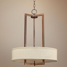 "Hinkley Hampton Collection 20"" Wide Pendant Light"