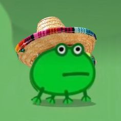 Peppa Pig, Frog Pictures, Cute Profile Pictures, Stupid Funny Memes, Funny Relatable Memes, Sapo Frog, Amazing Frog, Frog Meme, Cute Frogs