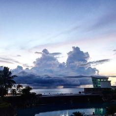 Good sun set  #landscape#instaphoto #sheratonguam#lagunaterrace#bestview#bestsunset#sheraton