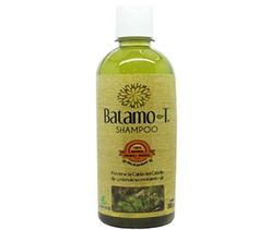 Prevent and Control Hair Loss Batamo T Shampoo 500 ml. Natural Ingrdients Promotes Hair Growth
