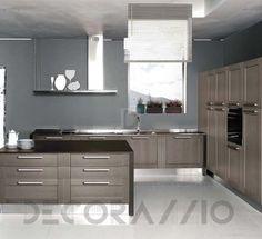 #kitchen #design #interior #furniture #furnishings  комплект в кухню Aran Cucine Licia, ACL04B