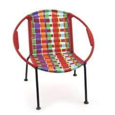 Child's Hoop Chair = FUN!