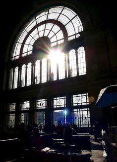 Budapest Keleti pályaudvar - Eastern Railway Station - Hungary | by temp13rec.