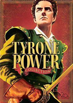 Tyrone Power - Swashbuckler Boxset (DVD, 2007, 5-Disc Set) BRAND NEW