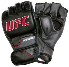 UFC Comp Weighted Gloves 14890P