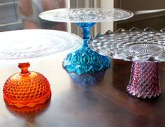 Custom Cake Stands for Custom Wedding Cakes / by TheRocheStudio
