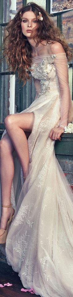 Sexiest Off The Shoulder Wedding Dresses #weddingdress