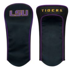 Team Effort NCAA Driver Headcover - Louisiana State University