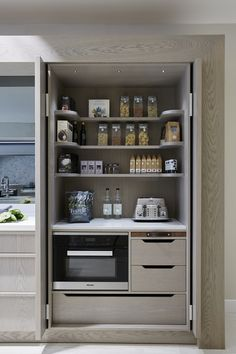 Home Decor Kitchen 4 Principles for Creating the Perfect Kitchen.Home Decor Kitchen 4 Principles for Creating the Perfect Kitchen Kitchen Pantry Design, Design Your Kitchen, Home Decor Kitchen, Interior Design Kitchen, Kitchen Furniture, New Kitchen, Home Kitchens, Mini Kitchen, Small Kitchens