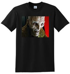 c279da273c1 SUPREME LEADER SNOKE T SHIRT star wars the last jedi SMALL MEDIUM LARGE or  XL  fashion  clothing  shoes  accessories  unisexclothingshoesaccs ...