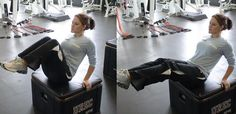 Need to kick your ab workout into overdrive? # 2 is a sure fix!