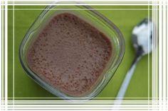 Jars of Nutella cream (Multi Delights) - Small dishes Patchouka Nutella Creme, Cupcakes, Snacks, Milkshake, Chocolate Recipes, Mousse, Fondant, Pudding, Dishes