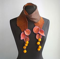 Forest Scarf in Brown...                                                                                                                                                                                 More