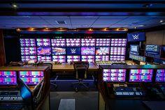 Primary Control Room, unidad móvil WWE