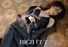 Yoona Dares to Bare Skin in Latest Pictorial ~ Daily K Pop News