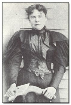 Acquitted Killer: Lizzie Borden - Alleged Killer Lizzie Borden took an axe And gave her mother forty whacks. And when she saw what she had done, She gave her father forty-one. Andrew Jackson, Lizzie Borden Story, Famous Murders, Foto Real, Fall River, Interesting History, Interesting Facts, The Victim, Women In History
