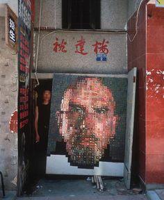 Photos of Chinese fake art