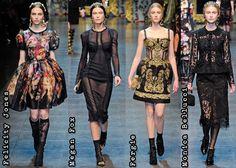 baroque fashion fall 2012