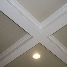 Spaces Boxed Beam Ceiling Design, Pictures, Remodel, Decor and Ideas - page 10