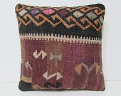 tradition kilim pillow outdoor decor couch pillow cover indie pillow case bench pillow cover hippie throw pillow retro cushion cover 26409