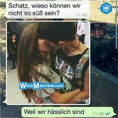Lustige WhatsApp Bilder und Chat Fails 212 - Warum können wir nicht so süß sein?