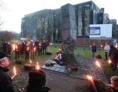 Gedenktag zur Befreiung von Ausschwitz am Denkort Bunker Valentin © Christian Kosak